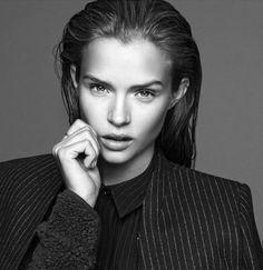 la modella mafia Josephine Skriver x Elle Sweden November 2013 photographed by Jimmy Backius 4