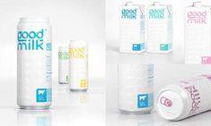 Kumpulan berbagai desain kemasan/kotak dan botol susu, cukup bergizi sebagai sumber inspirasi. Monggo dinikmati…