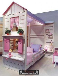 35 Уникальные детские кровати, уникальные детские кровати интерьеры, дизайнерские детские кровати