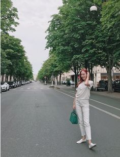 Jessica Jung keeps it casual in Paris! ~ Wonderful Generation ~ All About SNSD, Wonder Girls, and f(x)