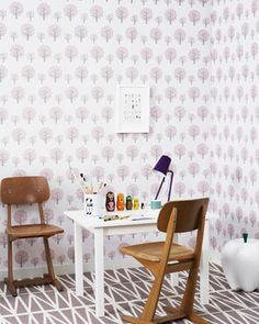 Shake My Blog | Des décorations murales Ferm Living