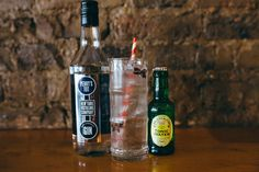 Perry's Tot Gin, with star anise & Fentimans Tonic