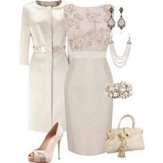 """""""Classy"""" by daiscat on Polyvore- Christmas party outfit idea"""