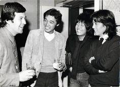 井上順 ショーケン ムッシュ ジュリー Showa Period, Music People, A Good Man, Che Guevara, Hero, Japan, Guys, History, Portrait