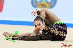 Milena Milac, In Rhythm Gymnastics, Flexibility Form, Grand Prize, 2013 Rhythmic Gymnastics