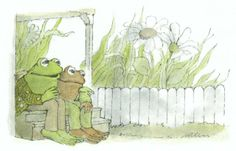 """Frog and Toad Are Friends"" by Arnold Lobel I used to Love these books"
