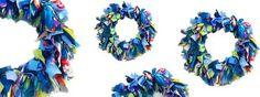 Eco Christmas Wreaths