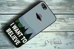 I Want To Believe painting iphone caseipod casesamsung by Cripseth