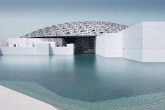 Architectural Details: Ateliers Jean Nouvels Marvelous Metallic Dome