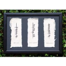 Ogham -- Love, Happiness, Laughter