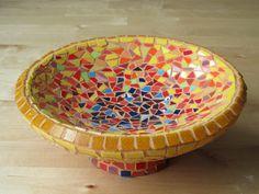 mosaic fruit bowl by Selma