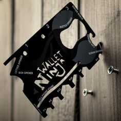 Carta Ninja 18 Attrezzi In 1 | Troppotogo