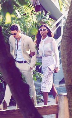 Fabulous interracial couple #love #wmbw #bwwm