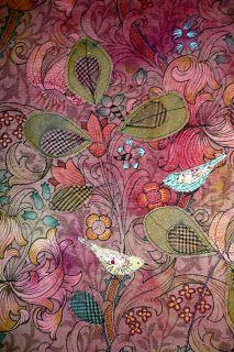 Jo Hill Textiles--beautiful work