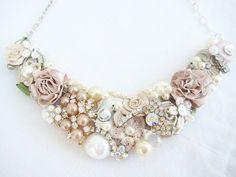 Trendy Tuesday: Breathtaking Bridal Bibs | Confetti Daydreams