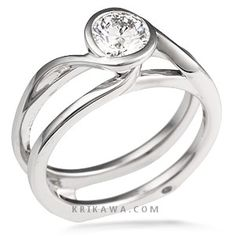 Scaffolding Engagement Ring