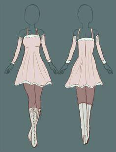 Fantasy clothes