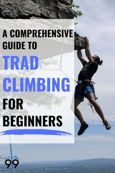 Since the rise of sport climbing, trad climbing has become a genre unto itself. Whether you only trained in a climbing gym or are an experienced sport climber, in this comprehensive guide, you'll find everything you'll need to know to get started as a trad climber - from trad climbing terminology and protection to climbing gear, grades and more. I Rock climbing for beginners I Rock climbing tips I Rock climbing for women Climbing Gloves, Climbing Harness, Rock Climbing Workout, Sport Climbing, Strength Training Workouts, Training Tips, Rock Climbing For Beginners, Climbing Chalk, Climbing Outfits