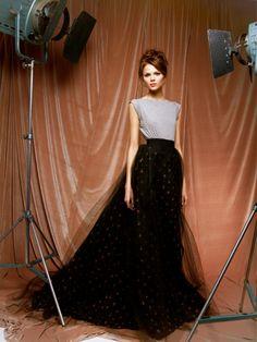 Ulyana Sergeenko - Ready-to-Wear - 2012 Spring-Summer Style Russe, Runway Fashion, Womens Fashion, Fashion Trends, Robes Glamour, Mode Simple, Ulyana Sergeenko, Retro Mode, Russian Fashion