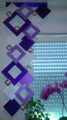 Elegant Curtains, Diy Curtains, Curtain Patterns, Custom Window Treatments, Stage Design, Wall Plaques, Crochet Designs, Diy Home Decor, Wall Decor