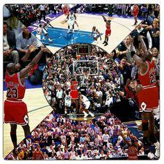 Michael Jordan nails game winner to secure title fir the June 16 Bulls Basketball, Basketball Legends, Michael Jordan Wallpaper Iphone, Nail Games, Sports Illustrated, Chicago Bulls, Swagg, Air Jordans, Jordan 23