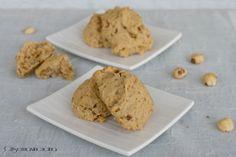 I biscotti di riso e nocciole una ricetta sana di Marco Bianchi, nella ricetta non ci sono uova e burro ma solo olio di mais. Chi conosce Marco Bianchi sa