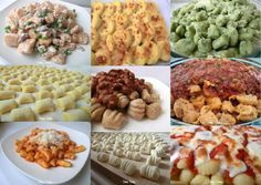 Gnocchi | Raccolta ricette