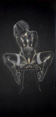 """Saatchi Online Artist Franco Fusari; Drawing, """"G9025"""" #art"""