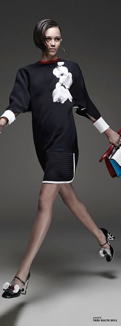 Fendi's Resort 2015 Collection Is Bright, Sporty and Urban