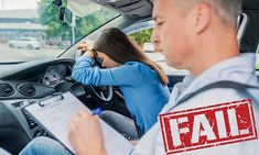 The 10 most common reasons why learners failed their driving test last year   Daily Mail Online