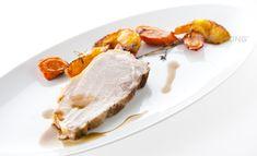Westmalle+Tripel+-+pork+-+peach+-+thyme Best Cast Iron Skillet, Iron Skillet Recipes, Skillet Meals, Pork Loin, Painkiller Recipe, Hot Butter, Recipe Details, Chef Recipes