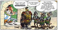 Asterix ja kadonnut kilpi. #sarjakuva #sarjis #egmont #obelix
