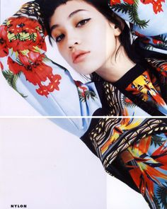 NYLON Japan 2012 Kiko Mizuhara Calendar, September/October
