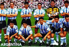EQUIPOS DE FÚTBOL: SELECCIÓN OLÍMPICA DE ARGENTINA 1996 Argentina Football Team, Argentina National Team, Baseball Cards, Vr, Soccer, World, Team Building, Football Team, Football Pics