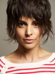 Stephanie Szostak, one of my new favorite actresses and also my girl crush.