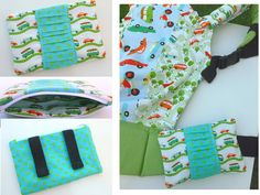 Design your Own Waist Pouch- The Original Pocket Pouch for Baby Carriers-Made To Order
