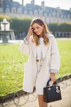 Winter White In Place des Vosges - Gal Meets Glam