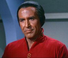 Khan Noonien Singh (Space Seed) #startrek