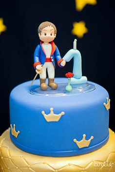 Daniel the Little Prince Birthday Party Ideas | Photo 2 of 58 | Catch My Party