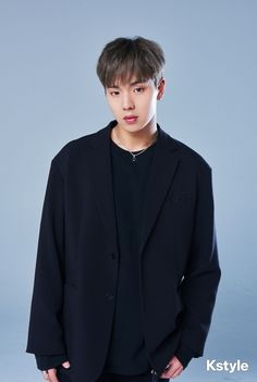Monsta X Shownu for Kstyle