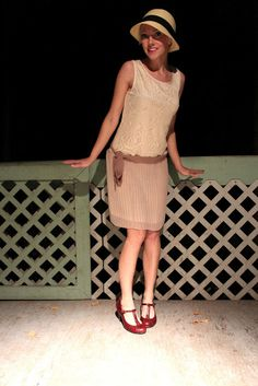 SEW much heART : DIY: Daisy Buchanan Drop Waist Dress!!!
