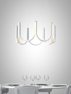 LED aluminium pendant lamp - ARPEL Lighting