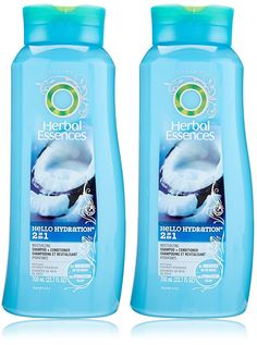 Herbal Essences Hello Hydration 2 in 1 Moisturizing Shampoo   Conditioner 23.70 oz (Pack of 2) -- This is an Amazon Affiliate link. Read more reviews of the product by visiting the link on the image.