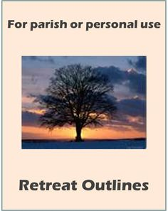 1000 images about rcia resources on pinterest student for Personal retreat guide