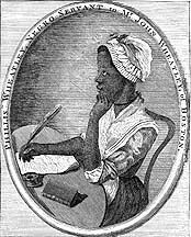 Phillis Wheatley - First African American to publish a book   An accomplished African American woman of letters   First African American woman to earn a living from her writing   First woman writer encouraged and financed by a group of women -