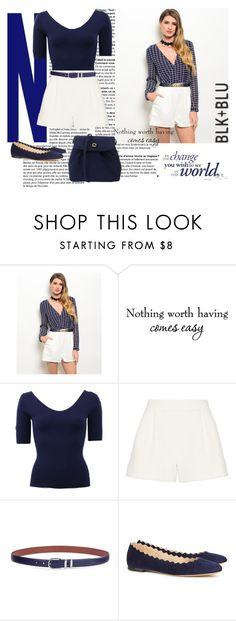 """BLK+BLU"" by ermina996 ❤ liked on Polyvore featuring moda, Michael Kors, 3.1 Phillip Lim, Lauren Ralph Lauren, Chloé, women's clothing, women, female, woman y misses"