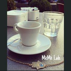 Il segreto della felicità È sapersi ritagliare attimi di serenità   Caffè & Bracciali MèMè Lab. www.memelabaccessori.com