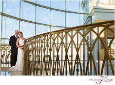 Denver Supreme Court Wedding. Bride and Groom. Courthouse Wedding Photography. Indoor Wedding. Natural Light Indoor Photography.