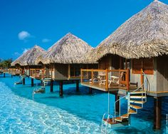 I want my honeymoon in the French Polynesian Islands :)