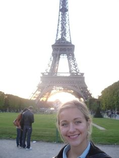 Ah Paris, the city of love. Anna Hecht brings us more tales of her adventures in far off lands!